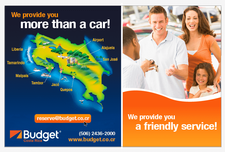 We provide you more than a car