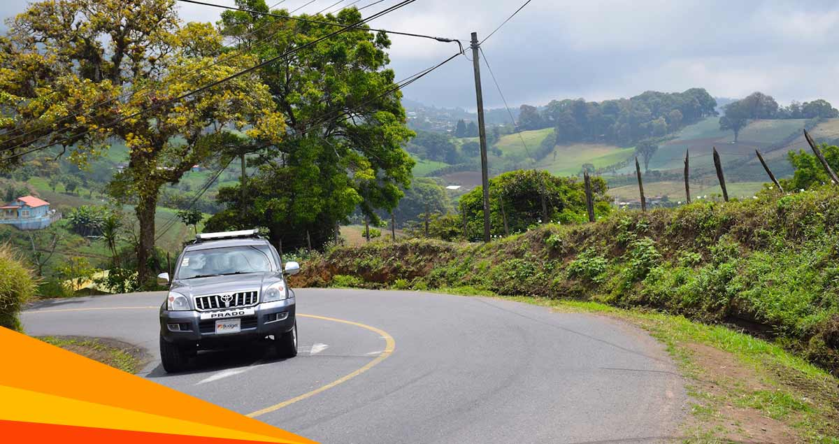 Budget Car Rental Sjo Airport Costa Rica