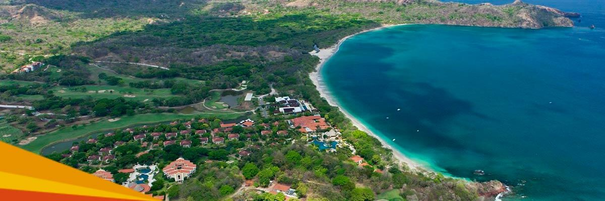 Budget Car Rental at Hotel Secrets Papagayo