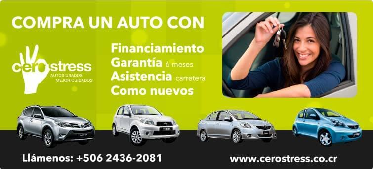 Compra un auto con CeroStress